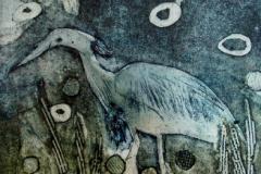 Heron, Japan